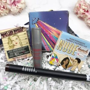 Beauty Box Bundle Includes TheBalm & Much More!